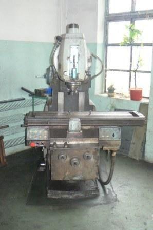 6С12 или СФ15, станок вертикально-фрезерный. Электросхемы